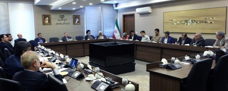 وزیر فرهنگ بر نقش پژوهشگاه در نظام تصمیم گیریهای وزارتخانه تأکید کرد
