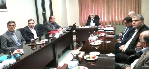 نشست شورای پژوهشی اداره کل ارشاد مازندران با حضور معاون پژوهشی پژوهشگاه برگزار شد