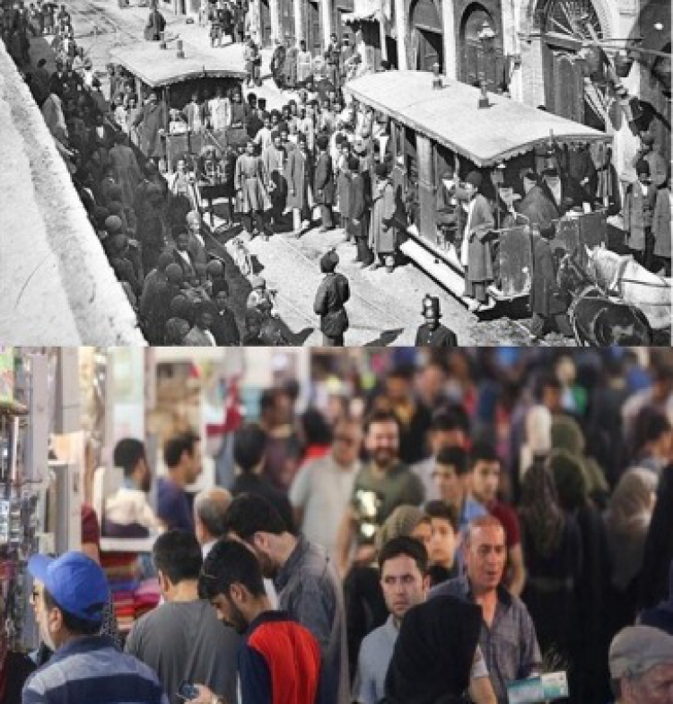 نگاهی به نقاط عطف تاریخی تطور در شخصیت و خلقیات ایرانیان
