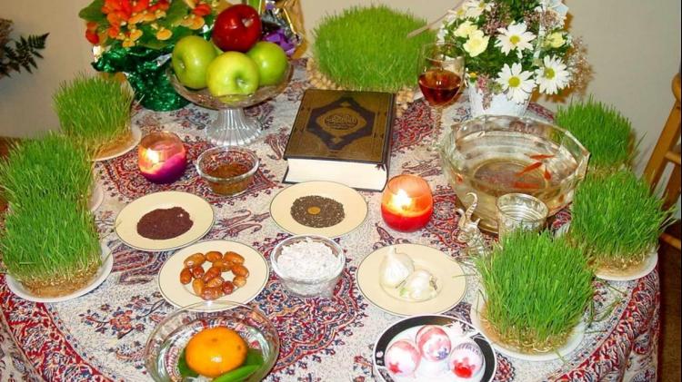 نوروز نماد فرهنگ ایرانی